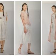 广州红棉库存女装折扣厂家图片