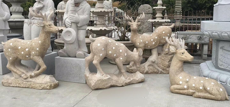 泉州动物雕刻厂家 小动物玉石雕刻厂家 动物造型雕塑 泉州艺术雕刻公司