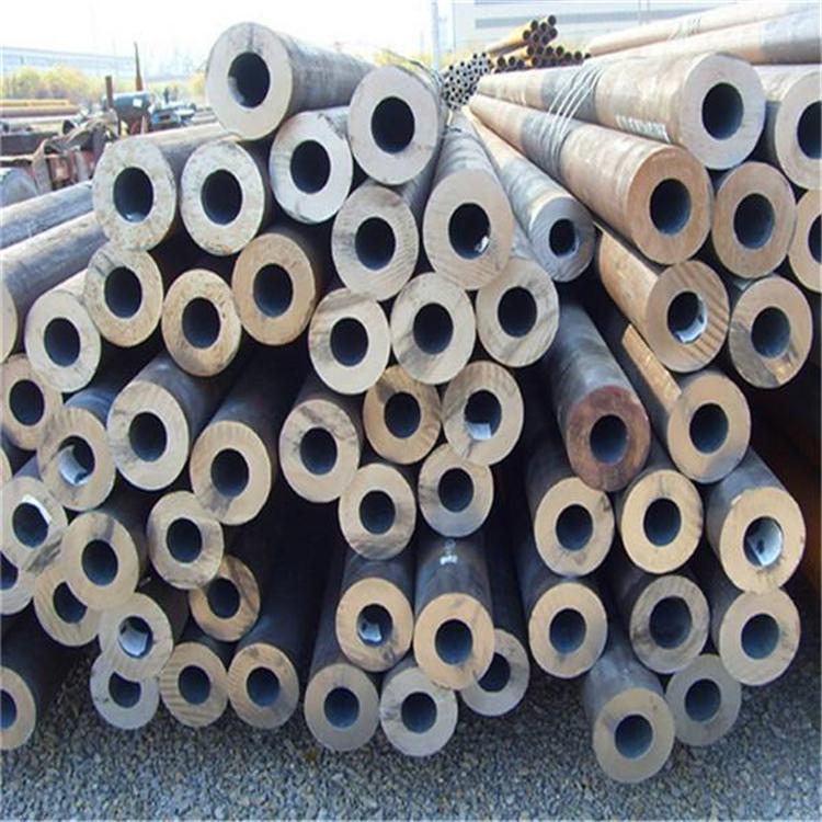 45#厚壁无缝钢管 厚壁45号无缝钢管  45#精密无缝钢管 小口径厚壁无缝钢管