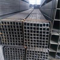 镀锌方矩管Q345B 无缝矩形管  小口径薄壁方矩管 32*32厚壁方管现货