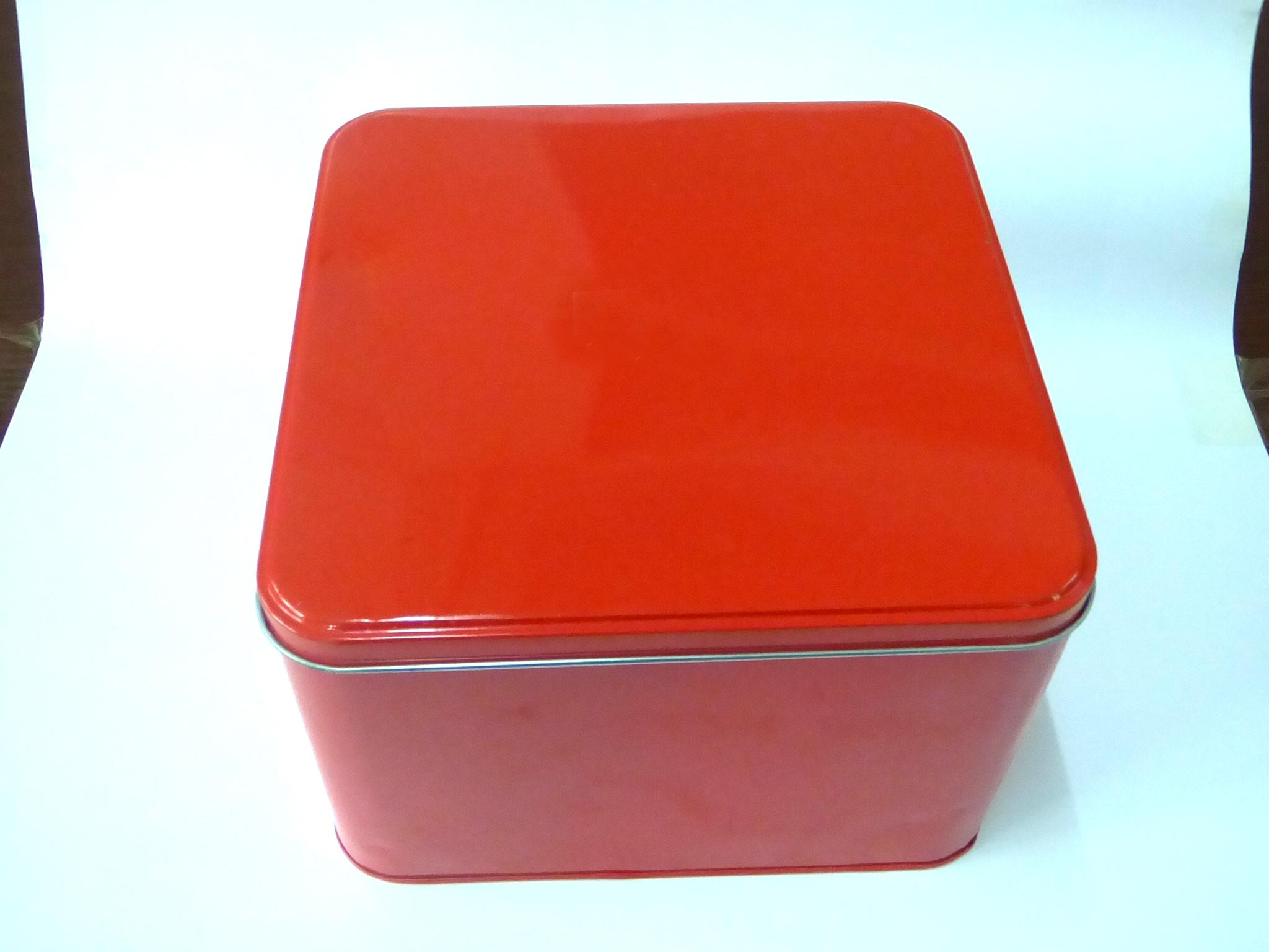 罐马口铁盒马口铁罐-乐达嘉五金罐业金属包装 惠州乐达嘉铁盒  摩配  摩配 175套缸 铁盒