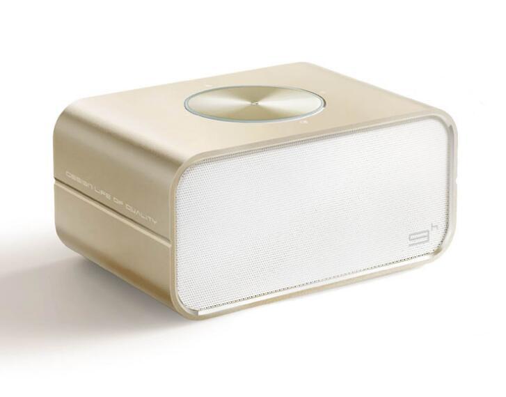新款蓝牙二合一音响车载免提 3.0蓝牙音箱 TF插卡带移动电源 蓝牙二合一音响充电宝上海蓝牙音箱生产厂家直销