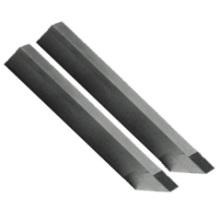 轴承套切槽加工硬车加工的专用槽刀 华菱定制槽刀专用cbn刀具  轴承套切槽 专用槽刀图片