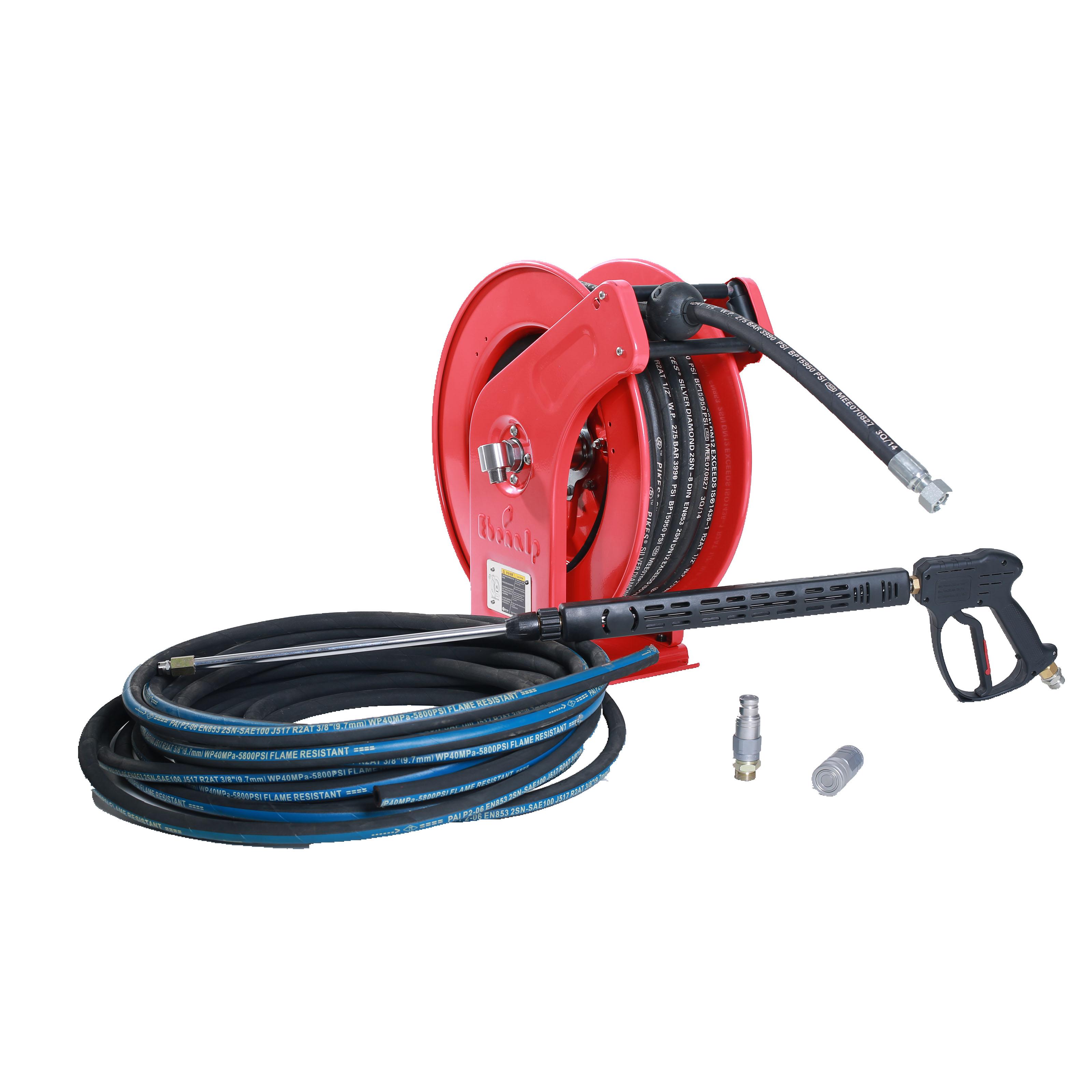 EF460系列消防自动回收卷管器 高压气体灭火卷盘 高压水灭火卷盘 消防软管卷管器