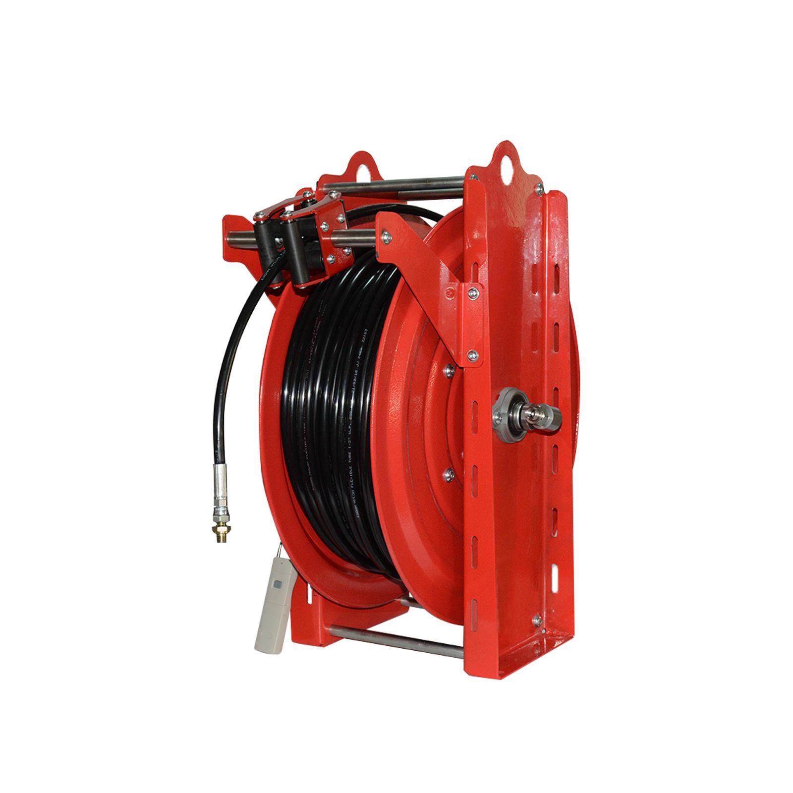 EB600EPR电动遥控卷管器 100米软管电动回收装置