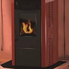 山东潍坊生物质取暖壁炉,全数控,自动点火,使用成本低至1元/小时图片