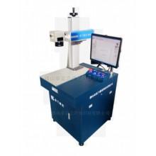 富兰激光 厂家直销  光纤激光镭雕机 金属激光打标机图片