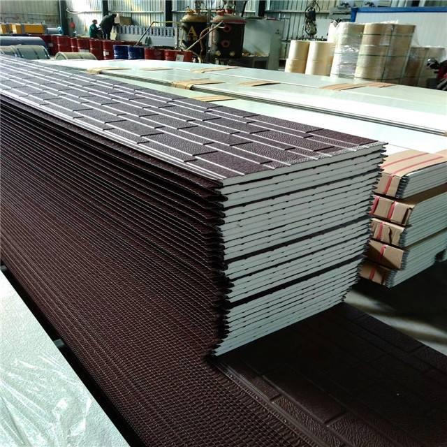 外墙装饰板 工程用板 镀铝锌彩钢复合板