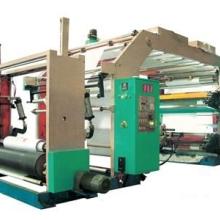 薄膜柔印刷机 塑料薄膜印刷机 薄膜类机组式柔版印刷机