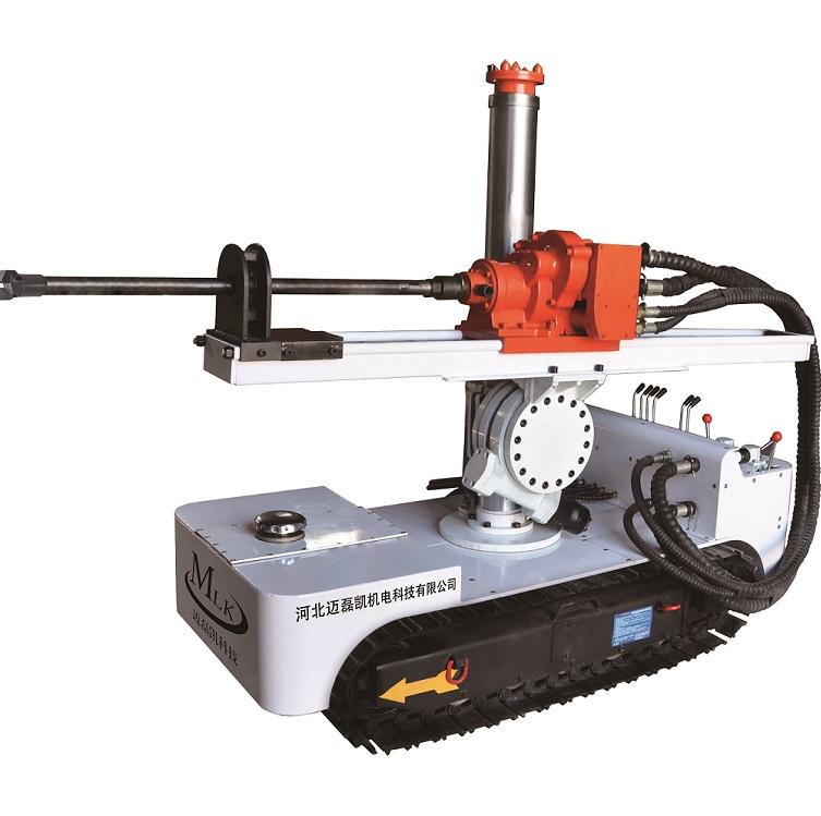 气动履带式钻机  气动履带钻机  气动履带钻机 河北迈磊凯机电科技 气动履带钻机 ZQLC-2100