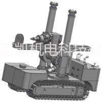 气动履带式钻机ZQLC-1550