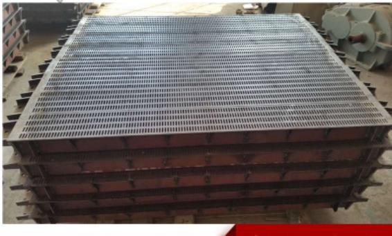 沧州散热机械链板岩棉设备 链条式输送链板 不锈钢冲孔链板厂家