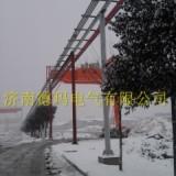 供应通用桥式起重机 山东起重机厂家 5吨单梁行车 QD桥式起重机 通用桥式起重机滑触线