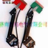 行车滑触线特级供应商德玛电气滑触线专用单极轻型集电器 DMHX-D滑触线