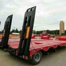 出售拖板车半挂车半挂牵引车
