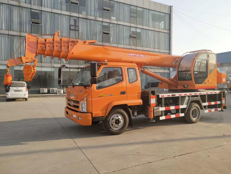 唐骏10吨汽车吊 起重机  装载机