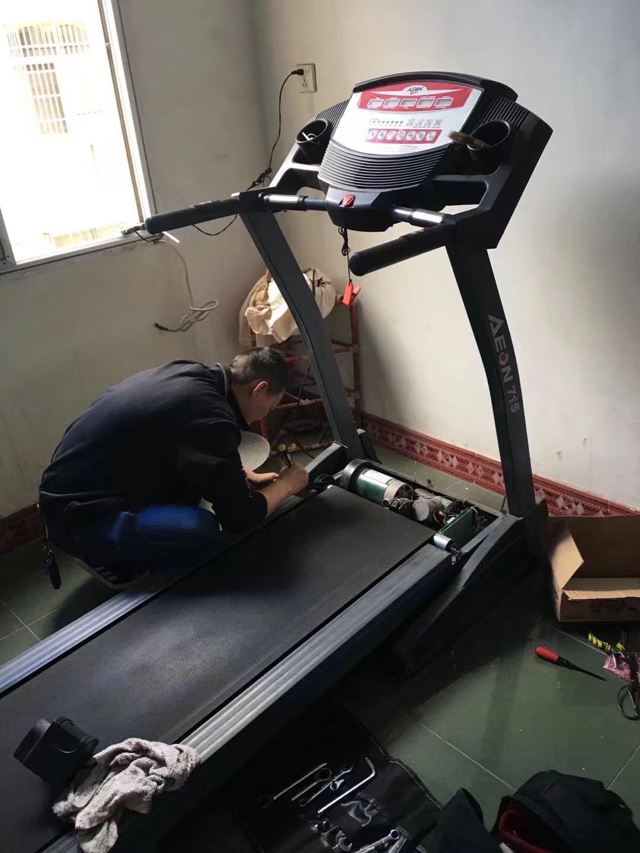 武汉正伦跑步机售后维修保养 正伦跑步机售后厂家指定维修