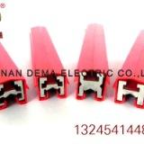 【厂家直销】单极铝质安全滑触线  单极铝质安全滑触线 行车滑触线 厂家直销单极铝质安全滑触线