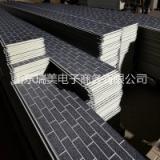 聚氨酯夹芯板 聚氨酯夹芯板 泡沫夹芯板 彩钢夹芯复合板  彩钢夹芯复合板 新型保温材料