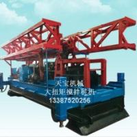 武汉天宝大扭矩水泥搅拌桩机sp-5a22厂价直销