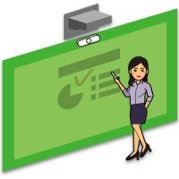 天创华视TC WK 1000R互动式一键操作微课慕课系统供应