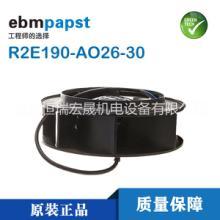ebmpapst西 门 子变频器风扇 R2E190-AO26-30批发