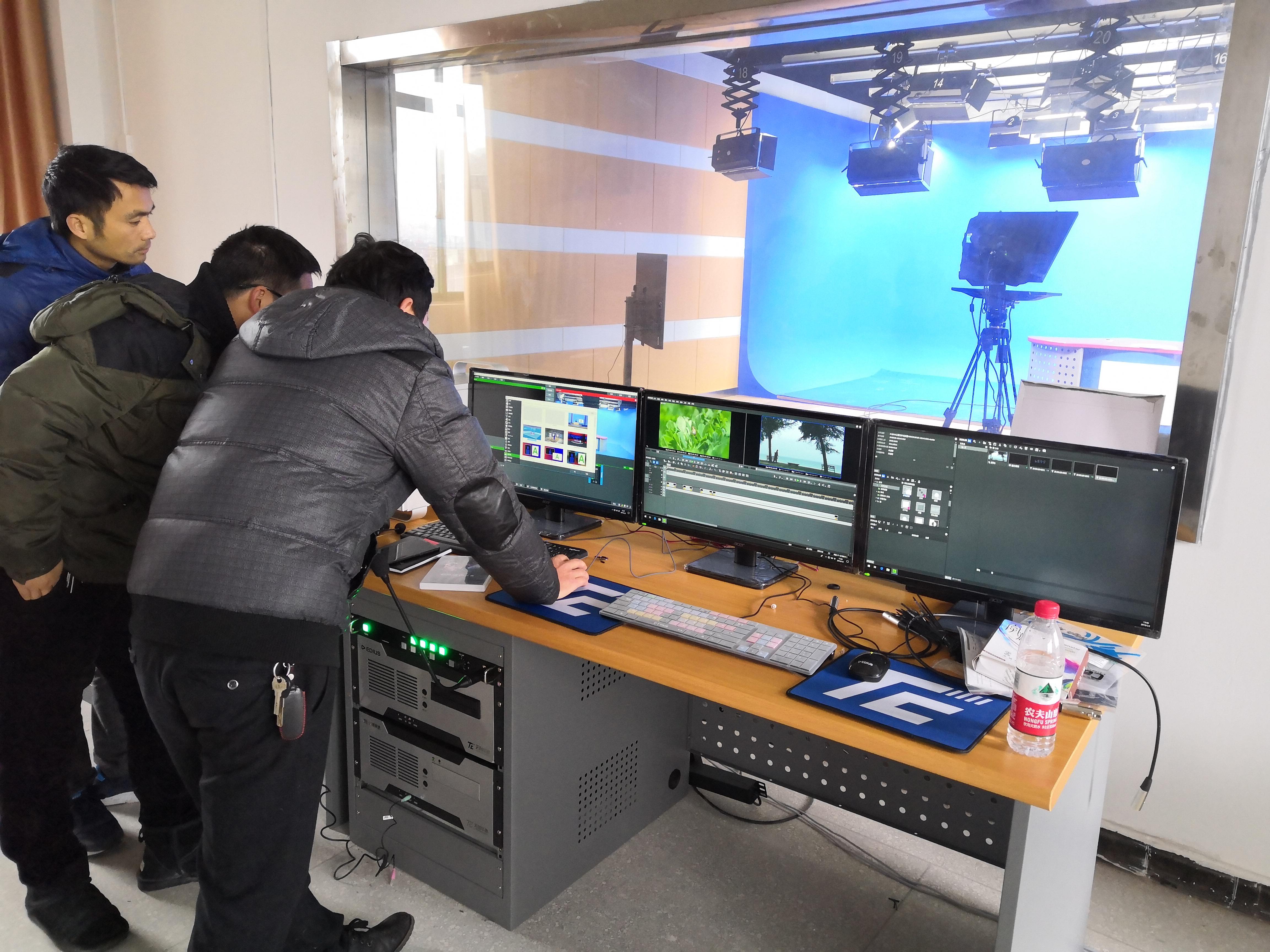 校园电视台 校园电视台直播系统厂家供应