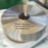TC4钛合金叶轮锻件
