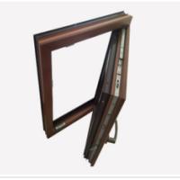 铝木复合平开门窗-厂家批发报价价格