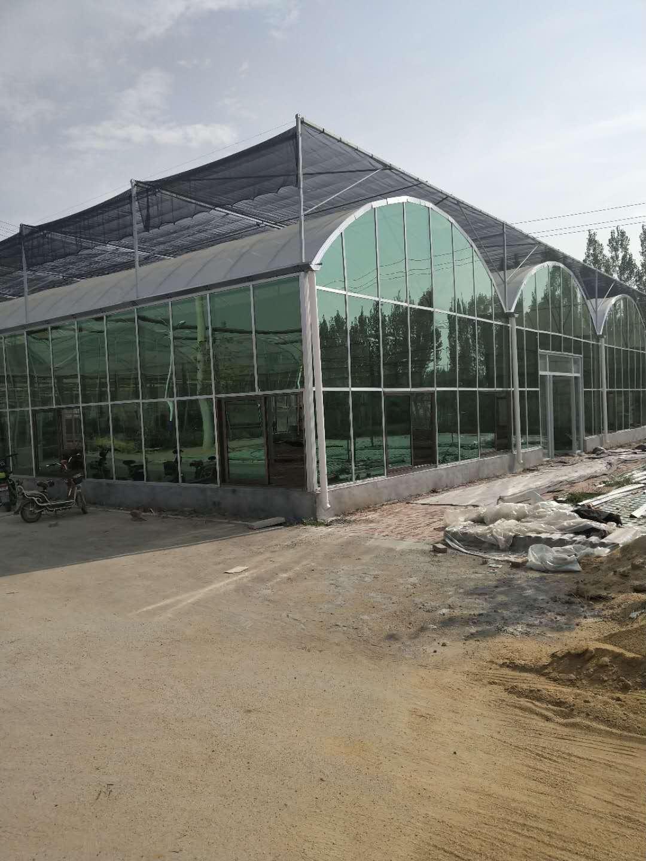 玻璃温室 智能型玻璃温室
