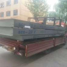 石家庄大众衡器厂家供应20t小型地磅2.5×6米设计合理结实耐用批发