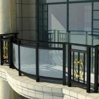 阳台弧形玻璃 阳台弧形玻璃生产商 阳台弧形玻璃批发价格