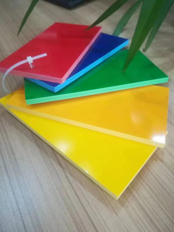 PVC发泡板 雪弗板 安迪板 厂家供应3-20mm厚度PVC发泡板