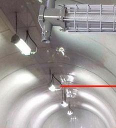 24瓦矿用LED巷道灯,矿用LED巷道灯