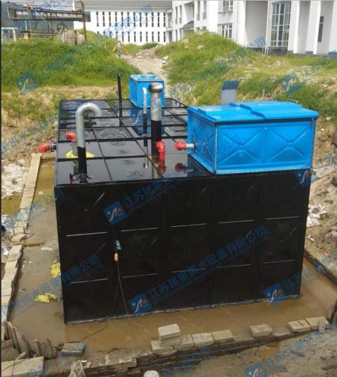 消防一体化给水泵站