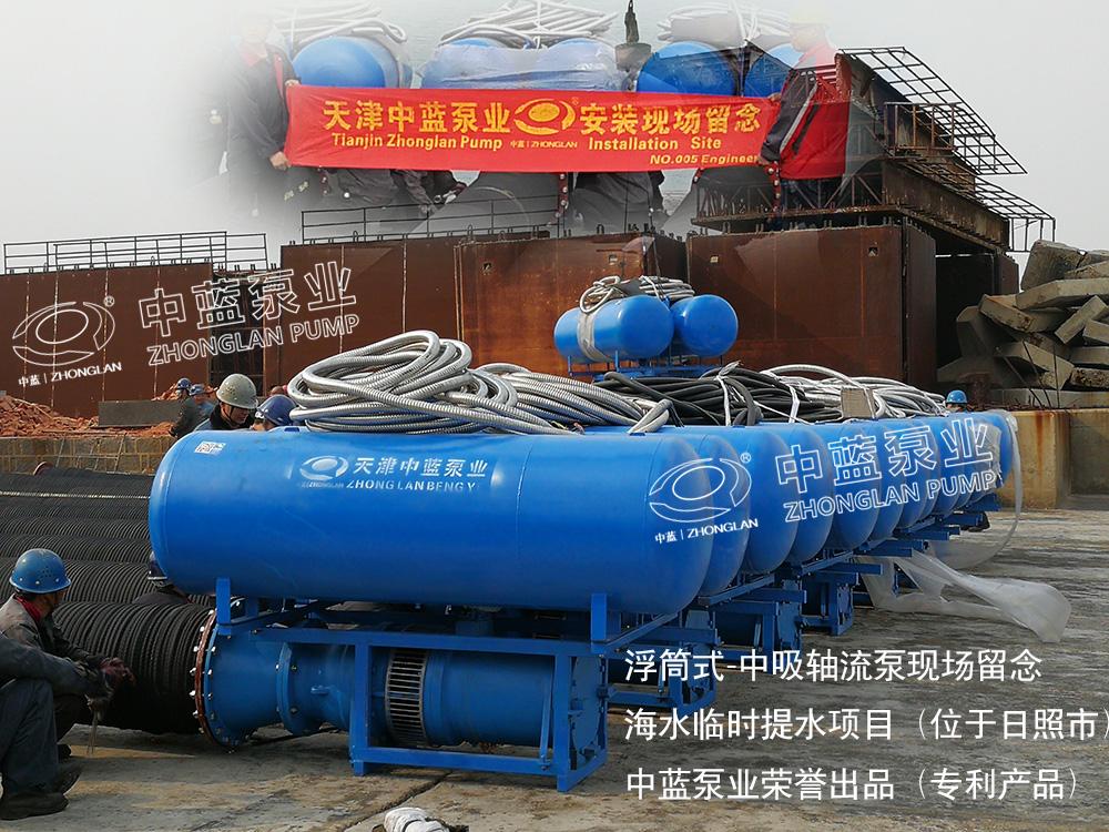 漂浮式潜水泵 大流量漂浮式潜水泵