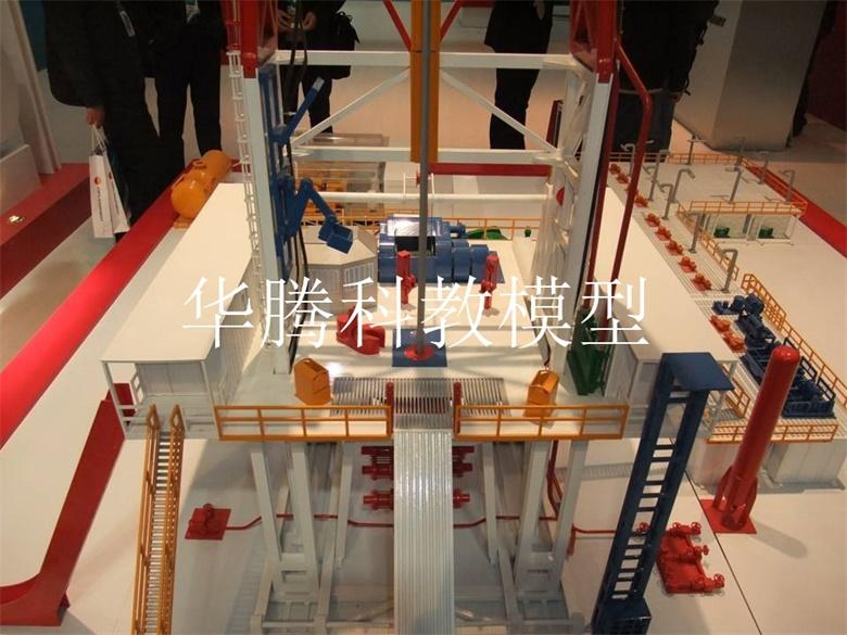钻机设备模型 钻机设备模型厂家 钻机设备模型批发 制作钻机设备模型