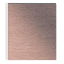 西安市彩色不锈钢板 拉丝青古铜不锈钢板厂家