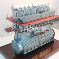 船用柴油机模型 船用柴油机模型厂家 船用柴油机模型批发