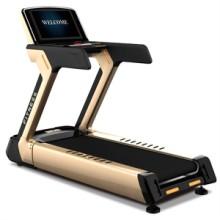 厂家热销家用电动跑步机健身器材商用健身房摁键走步机多功能器械图片