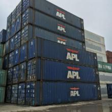 二手集装箱出售上海厂家12米集装箱6米货柜租赁出口图片