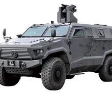 """""""猛士""""防护型装甲车4×4批发"""