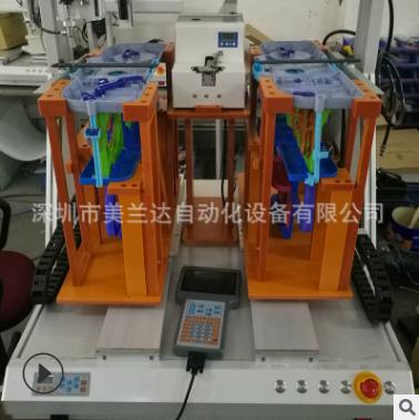 吸附螺丝打螺丝机螺丝自动装配机 吸气式自动螺丝机锁螺丝机器人