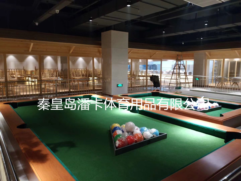 潘卡足球畅玩版足式台球创意暖场活销售