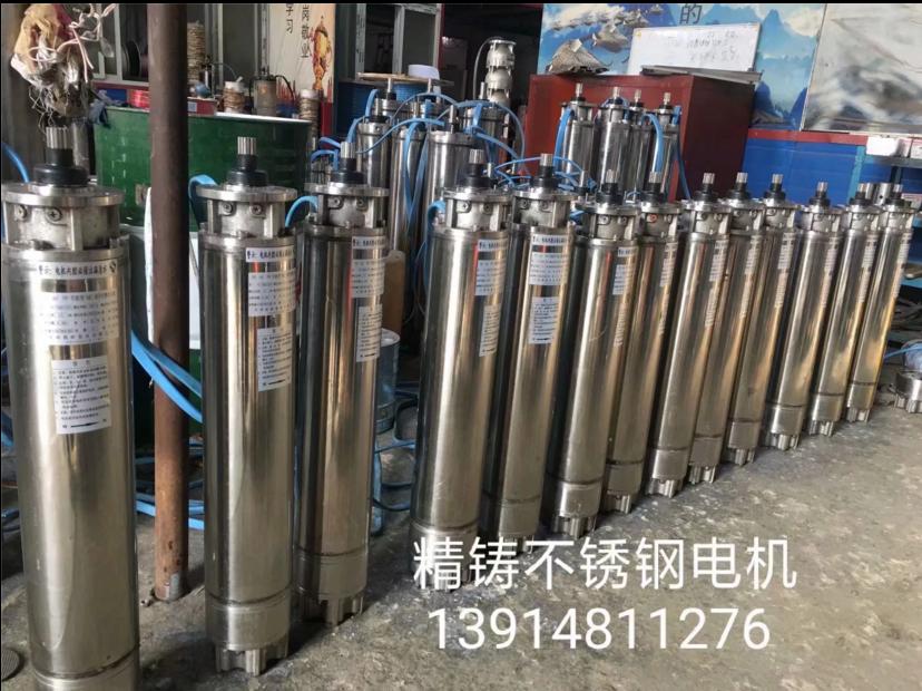 精铸不锈钢电机 精铸不锈钢排污泵 定制精铸不锈钢电机 定制精铸不锈钢排污泵