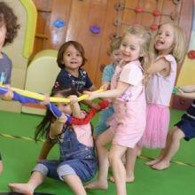幼儿运动项目