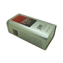 方形 茶叶铁罐 马口铁定制 东莞厂家直销 精品包装罐 款式多批发