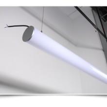 LED线条灯 高光效灯条 硬灯条 过CE ROHS UL认证线条灯  内置电源硬灯条  圆形线性灯条批发