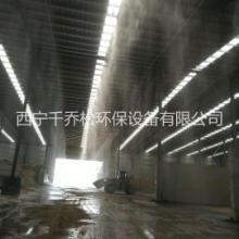 搅拌站喷淋系统料仓喷淋除尘系统厂家定制效果显著 搅拌站喷淋除尘