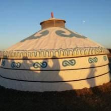 西安蒙古包帐篷|草原蒙古包|蒙古包帐篷厂家|景区度假村农庄大型蒙古包制作安装图片